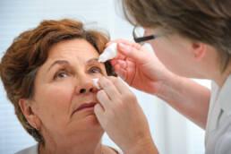مراقبت های بعد از عمل چشم